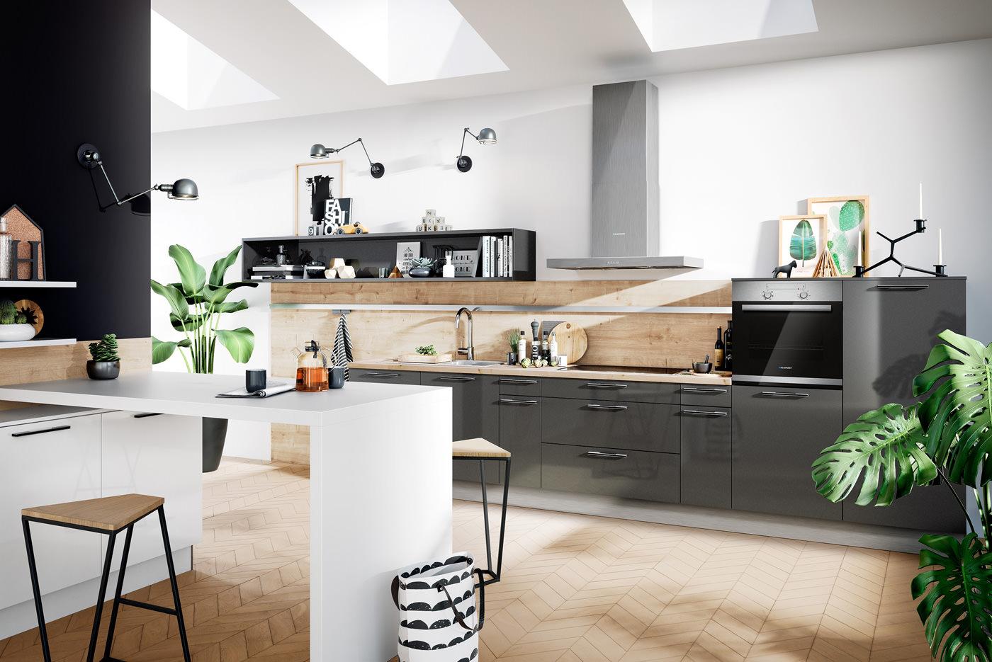 Groß Küchenmöbeltischler Toronto Galerie - Küchen Ideen Modern ...